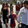 Министър Дянков превежда на синовете си от български на английски
