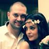 Борис Солтарийски и Аделина вдигнаха скромна сватба