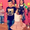 Алисия и Николета се кротнаха – децата празнуват заедно рожден ден
