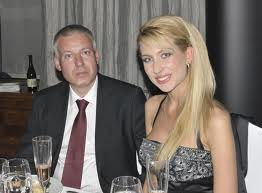 Александър Бередин и Антония Петрова