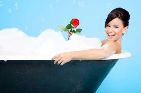 Гореща вана за 20 оргазма