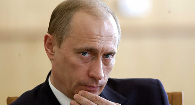 Президентът Путин крие незаконен син