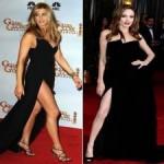 Анджелина Джоли открадна роклята на Дженифър Анистън от преди 2 години