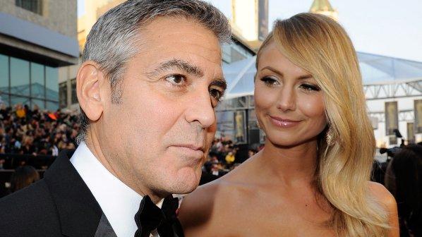 Гаджето на Джордж Клуни оплю Анджелина Джоли