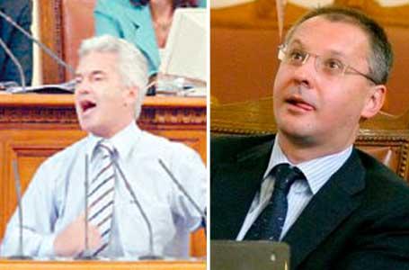 Двете Златки: Волен Сидеров е гей, ама Станишев по – прилича на такъв