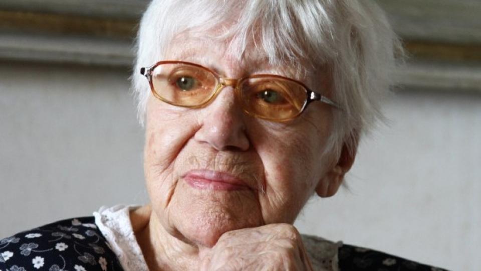 Тежка болест  повали на легло 92-годишната актриса  Таня Масалитинова