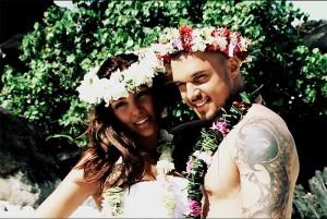 Николета и Валери се венчаха повторно и на екзотичен остров