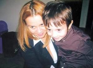 Бой разделя актьора с майката на детето му Анастасия Ингилизова