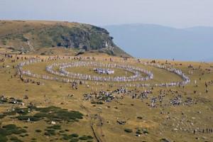 Последователи на Бялото братство се събират в Рила
