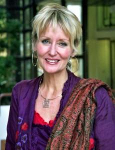 Австралийската писателка Джасмухин