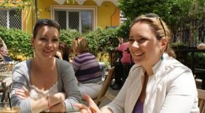 Най-добрите приятелки Лора Крумова и Галя Щърбева продължават да работят заедно, макар и да са в две различни телевизии