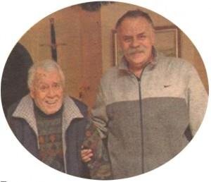 Бащата и сина Калоян-чеви си приличат и визуално, и по характер