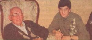 Именно Жоро Игнатов направи последното интервю с Тодор Живков, преди той да почине на 5 август 1998 г.