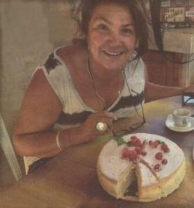 Тортата на Катето събуди апетита на Марта Вачкова
