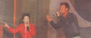 """Надя Ботева и Дими изпълняват кавър на """"Песен моя..."""""""