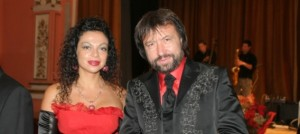 Николай Банев съпруга Евгения Банева