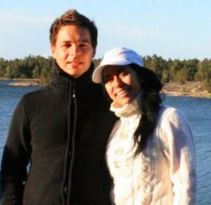 Теди Кацарова не успя в първия си брак с Макс