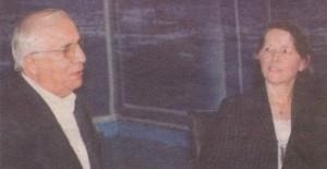 Германката Мариане е втората съпруга на професора