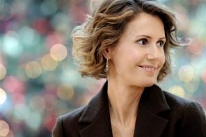Асма Ахрас ал-Асад придвидливо е запазила и британския си паспорт