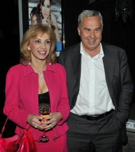 Димитър Тадаръков и Светослава Тадаръкова докато бяха семейство