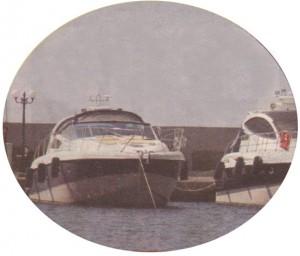 """Морското бижу на Стоичкови е сред най-дребните на """"Марина Диневи"""".'"""