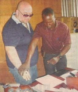 Иван Ганчев - Ганята ще лежи 20 години в затвор в Уганда, след като не успя да си осигури фалшиво алиби от Димитър Бербатов