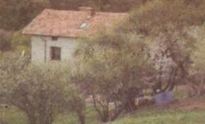 Къщата на Жоро Павето в местността Локвата