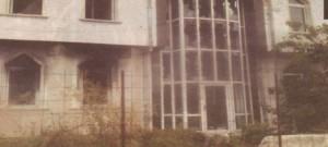 """""""Царският дворец"""" на Рашкови опожарен и разграбен"""