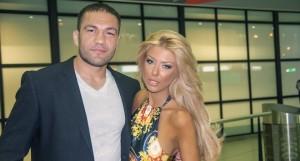 Андреа и Кубрат Пулев