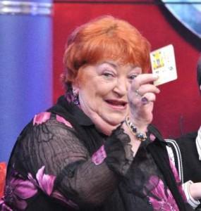 Людмила Захариева заменя театъра с магията на картите