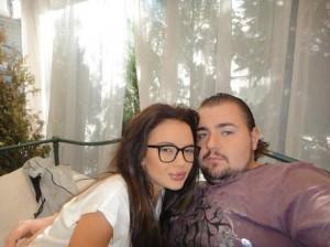 Мария с Християн Гущеров