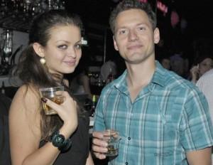Акимова и Павлов по времето, когато танцьорката си е правила сметка, че ще остарее с поп звездата
