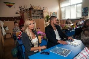 Валери Божинов и Андреа благотворителност