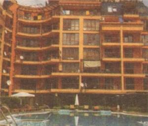 Комшиите на водещата в 6а-ровския комплекс вдигнаха ръце от претенциите й