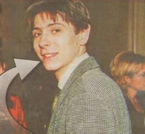 """Виктор Николаев на 20 години, времето по което работи в """"Дарик радио"""""""