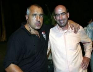 Лечков и Борисов бяха първи приятели