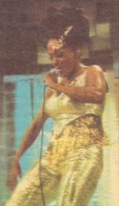 """1974 г. Световноизвестната кубинка Омара Портуондо прави фурор с """"Наше лято"""""""
