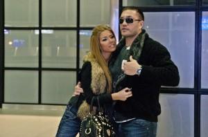 Кубрат Пулев и Андреа