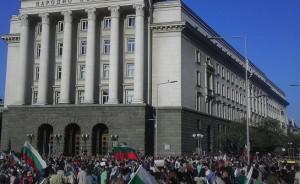 Протести срещу Правителството на Пламен Орешарски