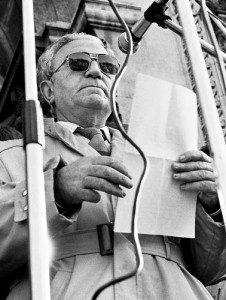 На митинг - 18 ноември 1989 г.