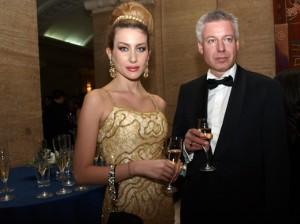 Антония Петрова съпруг Александър Бередин