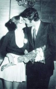Владимир Грашнов Бранимира Антонова на сватбата си