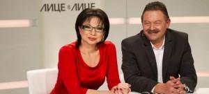 """Димитър Цонев и Цветанка Ризова в """"Лице в лице"""""""