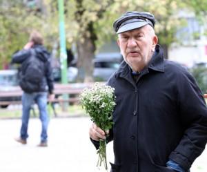 Джони Пенков близо 50 години бе съсед на именития режисьор