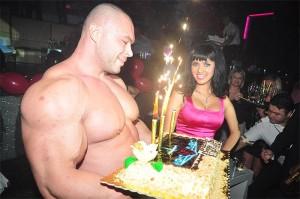 Елеонора Манчева отпразнува 30-ия си рожден ден в компанията на Митко Димитров