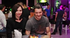Слуховете, че певицата и актьорът Мариан Вълев са заедно, се оказаха лъжа