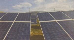 Слънчевите панели на Прокопиев кацнаха върху руините на комбината за хартия