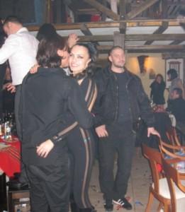 Лияна с Благой Георгиев