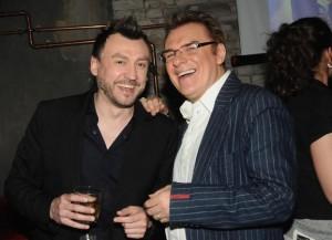 Васил Найденов и Любо Киров са близки приятели