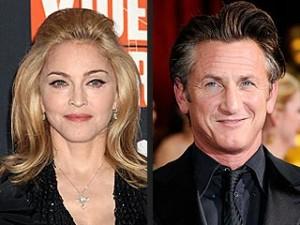 Шон Пен и Мадона имаха бурен брак